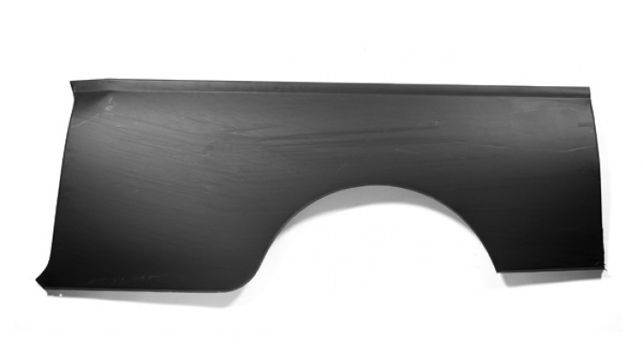 Pickup Full Sill Side Assembly