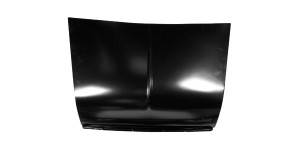 MK1/2/3 Bonnet With Support For Chrome Strip All Models