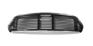 Grille 8 Bar Black External Release